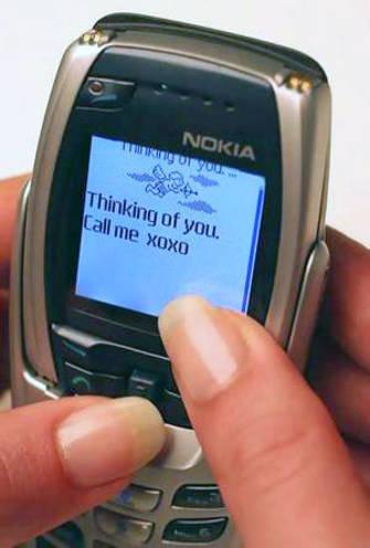 Trimite-i sms-uri obraznice