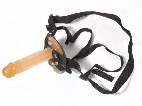 Cum folosesti un dildo cu strap-on?