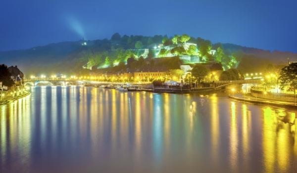 Namur pe timp de noapte