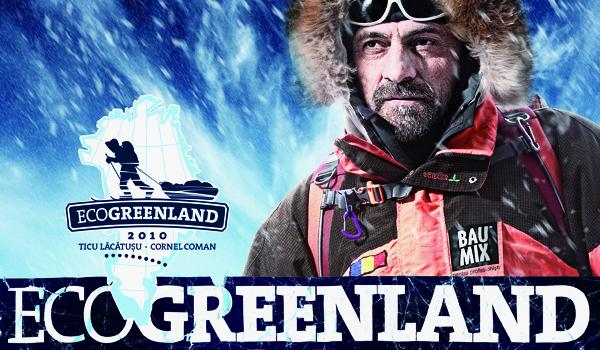 EcoGreenland – cea mai mare expeditie romaneasca din toate timpurile