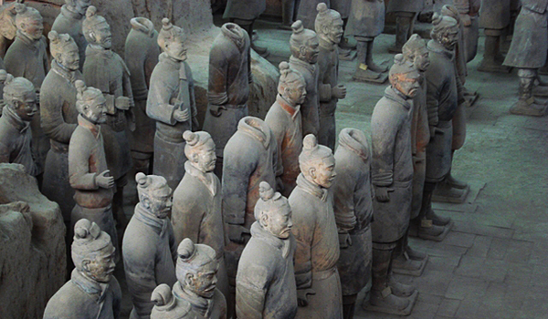 Xi'an, China – orasul soldatilor de teracota