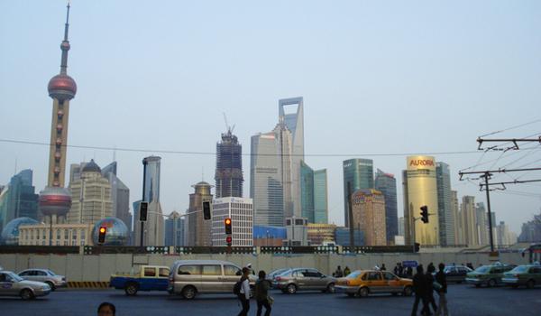 Shanghai – zgarie nori si sate pescaresti