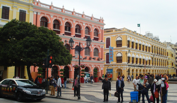 Macao – Portugalia din Asia
