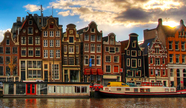 10 atractii ale orasului Amsterdam