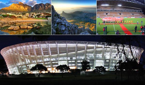 Cape Town – fotbal si turism la capatul lumii