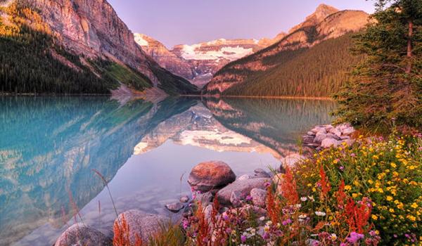 Incredibilul Lac Louise – Locul ideal pentru a-ti organiza nunta