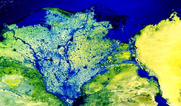 Cele mai impresionante delte ale lumii