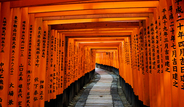 Kansai –  Inima istorica a Japoniei