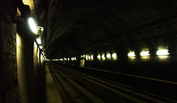 Tuneluri de top ale lumii - paradisuri subpamantene