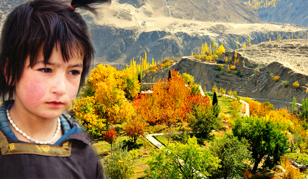 Taramul nemuritorilor: Hunza  Valea Vietii