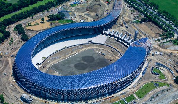 Cele mai ciudate stadioane ale lumii