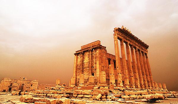 Cele mai fascinante ruine ale lumii