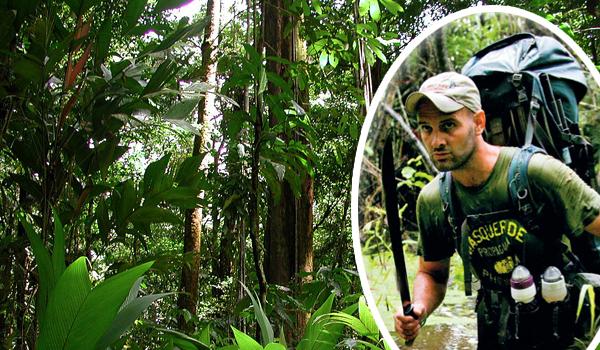 Ed Stafford – Singurul om care a calatorit de-a lungul Amazonului