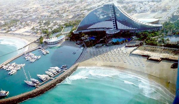 Hotelurile cu cea mai frumoasa panorama