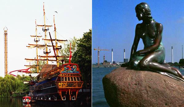 10 atractii ale orasului Copenhaga