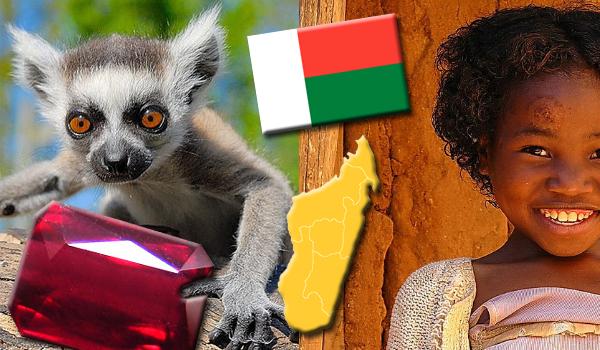 Madagascar, piatra pretioasa de la capatul lumii