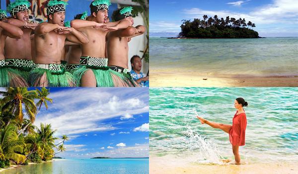 Insulele Cook, cel mai bine pastrat secret al Pacificului