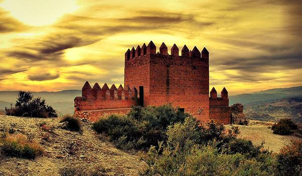 Castelele de neuitat ale Spaniei