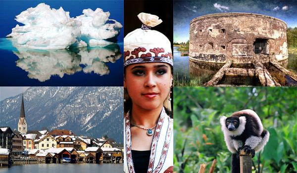 Destinatii necunoscute din patrimoniul mondial UNESCO