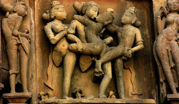 Kandariya Mahadeva – templul placerilor interzise