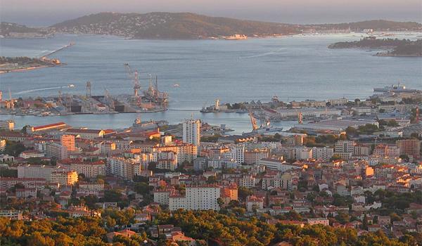 Toulon – In inima marinei franceze
