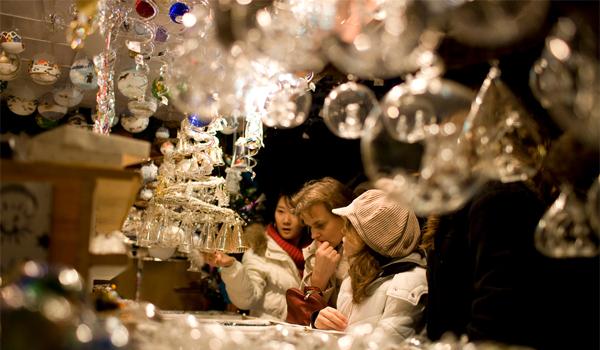 Magia Crăciunului în Zürich