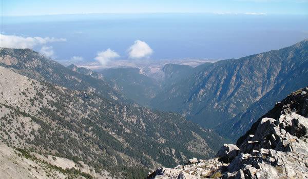 Muntele Olimp – Acasa la Zeus
