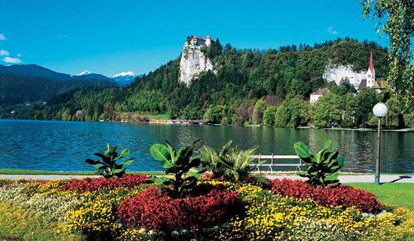 Bled - Tărâmul din basmele slovene