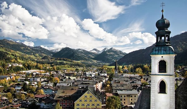 Kitzbühel – Capitala sporturilor de iarnă