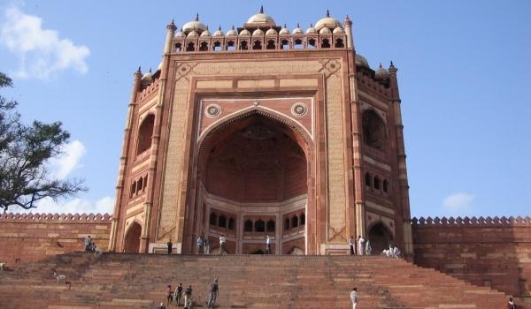 Fatehpur Sikri – Oraşul Marelui Akbar