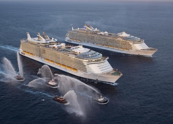 Allure Of The Seas Cel Mai Mare Vas De Croazier