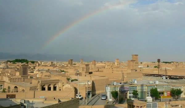 Iran, pe drumul mătăsii - Ep. 12: Yazd, ca pe vremea caravanelor...