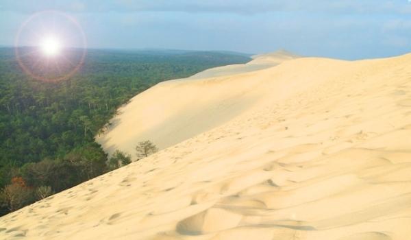 "Duna Pyla – ""Sahara"" din Franţa"