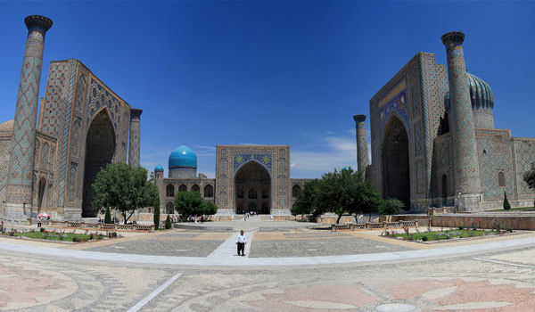 Samarkand – citadela splendorilor