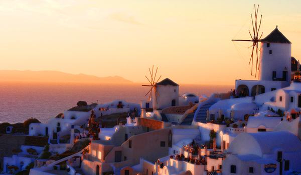 Santorini - Evadeaza in Atlantida!