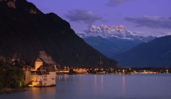 Lacul Geneva - marea de safir din inima Alpilor