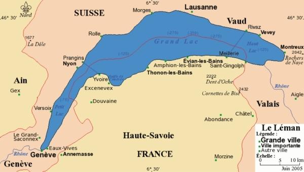 Lacul Geneva Marea De Safir Din Inima Alpilor