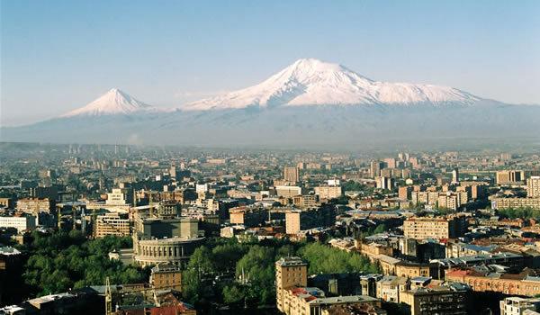 Erevan – Capitala din sufletul armenilor