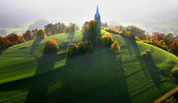 Slovenia – tara tunelurilor secrete
