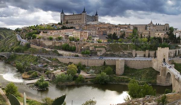 Cetatea Toledo - fereastra spre Spania medievală