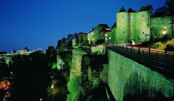 Luxemburg - de 1000 de ani în inima Europei