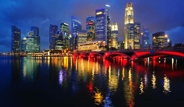 Singapore - poarta dintre Est şi Vest