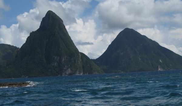 Pe urmele Piraţilor din Caraibe în St. Lucia