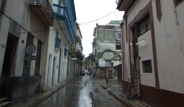 Havana cea tristă