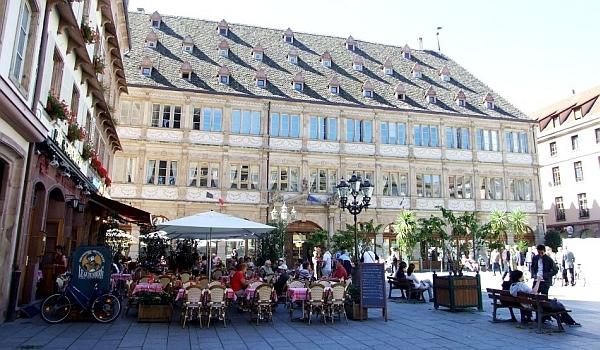 Strasbourg, de pe Rin