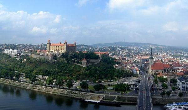 Bratislava cea plină de farmec