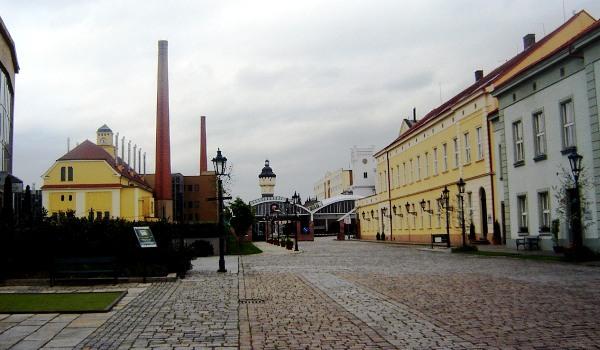 Plzeň – cu  şi  fără berea Pilsner