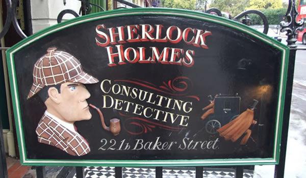 Muzeul Sherlock Holmes