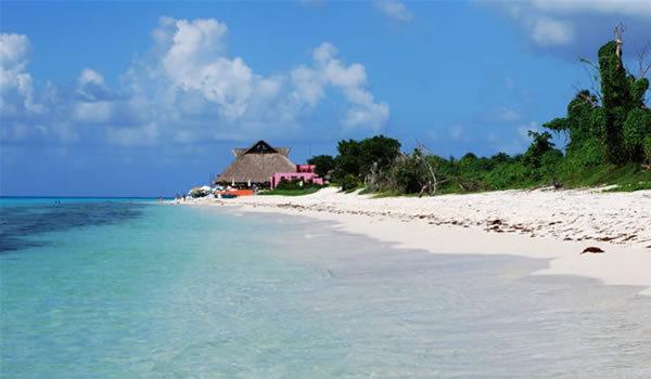 Insula Cozumel şi reciful Caraibelor