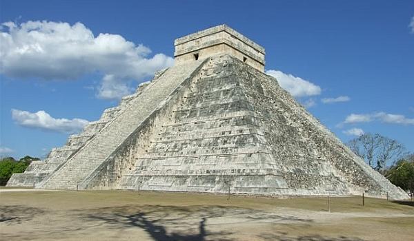 O nouă minune a lumii – Chichén Itzá